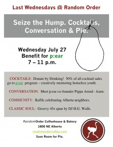 Drink Cocktails to Donate - p:ear