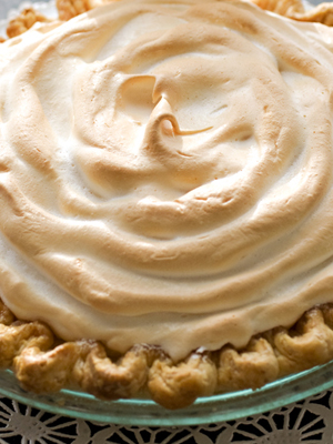 Lemon Meringe Pie